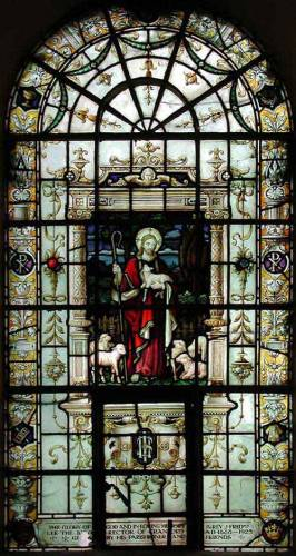 Window - The Good Shepherd